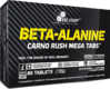 Beta-Alanin Carno Rush von Olimp (80 Mega Caps Beta Alanin pro Box)